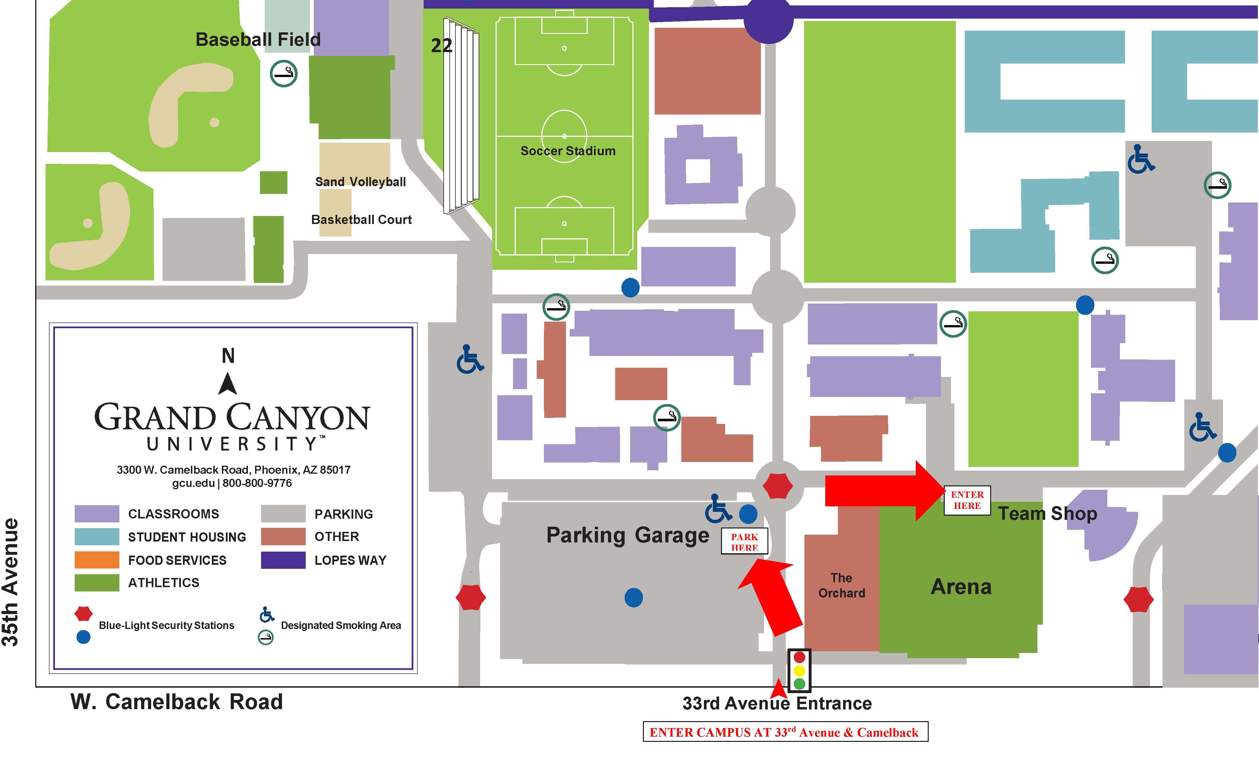 Grand Canyon University on emaze